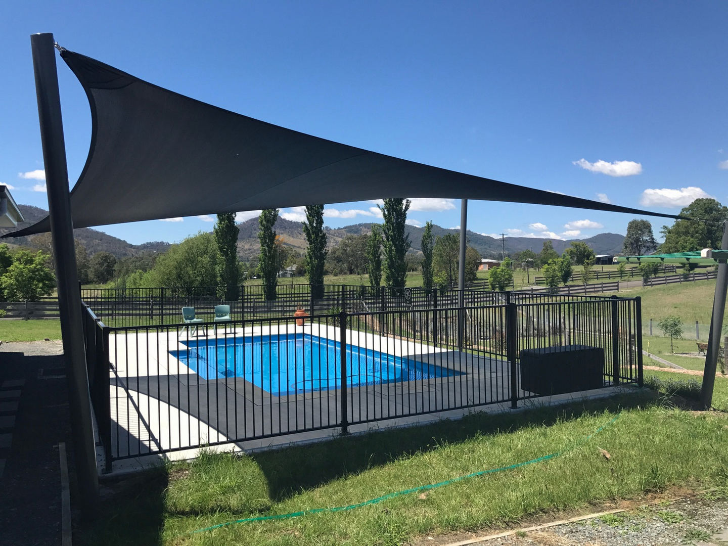 Residential Shade Sails Newcastle