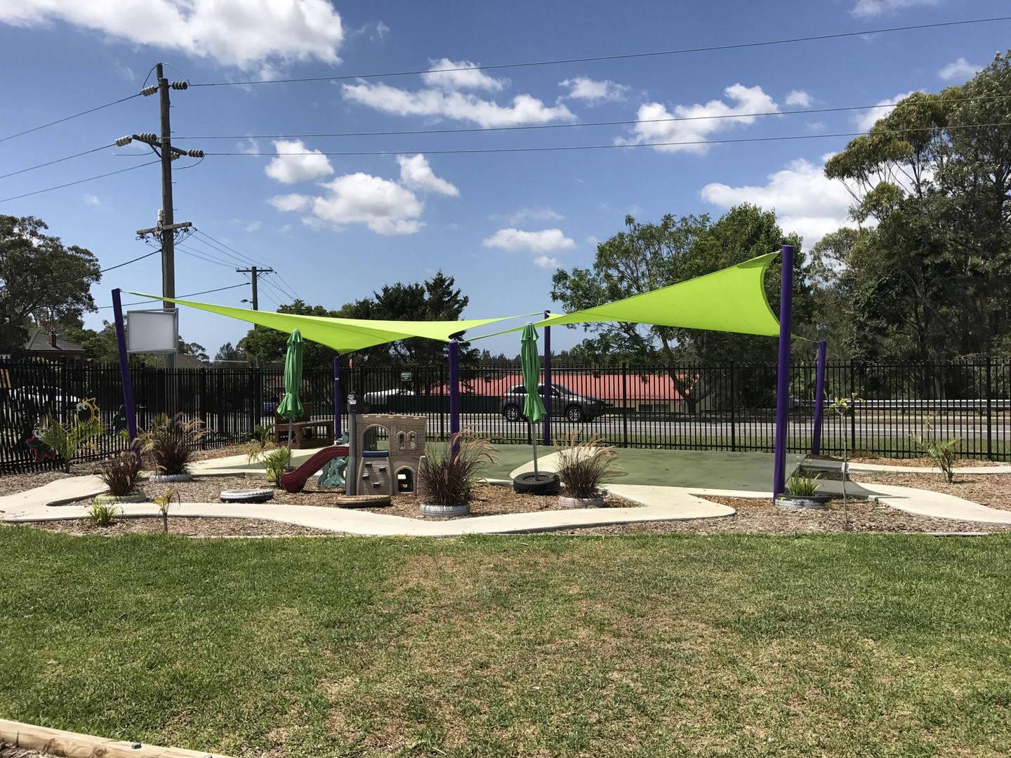 Newcastle Shade Sails is a Local Government Approved Contactor